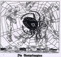 jew octopus spider dersteumer