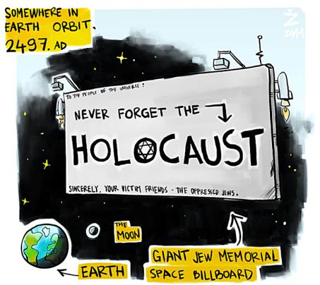 lmao space billboard jew holocaust 5a66a6710d104